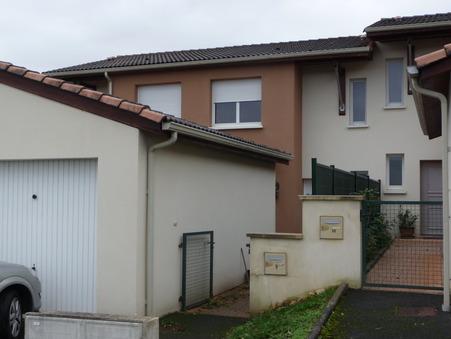 Vends maison TRELISSAC 91 000  €
