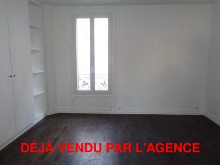 vente appartement ALFORTVILLE 37.2m2 242000€