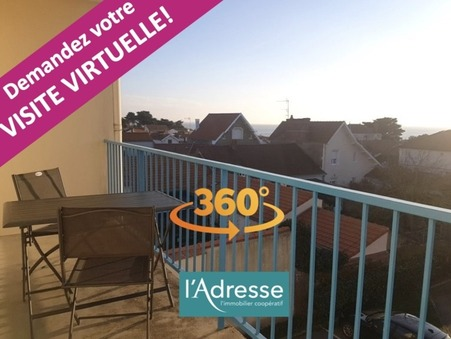 location vacances appartement LA BERNERIE EN RETZ 24m2 398€