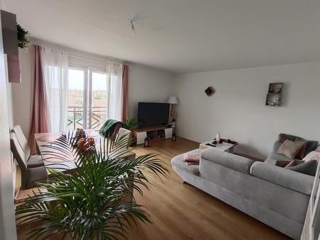 vente appartement TOULOUSE 63.47m2 136000€