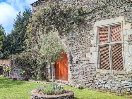 10 vente chateau CARHAIX PLOUGUER 130000 €