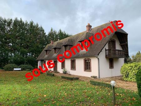 vente maison LISIEUX 185m2 307000€