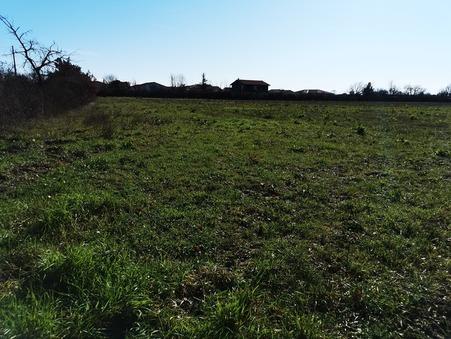 vente terrain LAMASQUERE 810m2 110000€