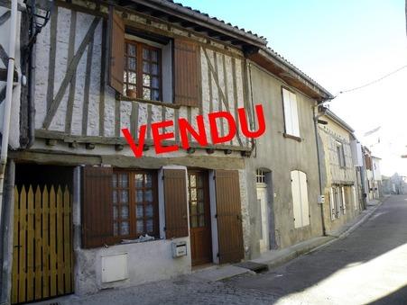 Vente maison CASTELJALOUX 63 500  €