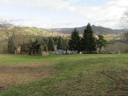 Achat terrain Saint-Cyprien-sur-Dourdou 55 000  €