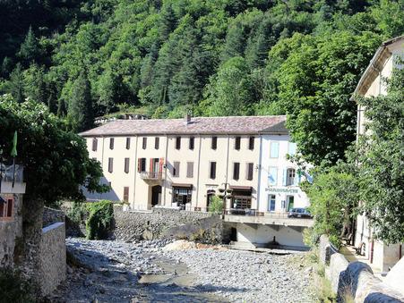 vente maison valleraugue  525 000  € 1100 m²