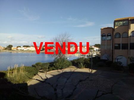 vente appartement LE BARCARES 23m2 39500€
