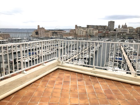vente appartement MARSEILLE 7EME ARRONDISSEMENT 995000 €