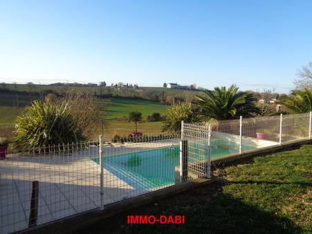 vente maison Saint-sulpice-sur-lèze 130m2 339000€