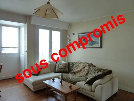 vente appartement LISIEUX 63m2 91800€