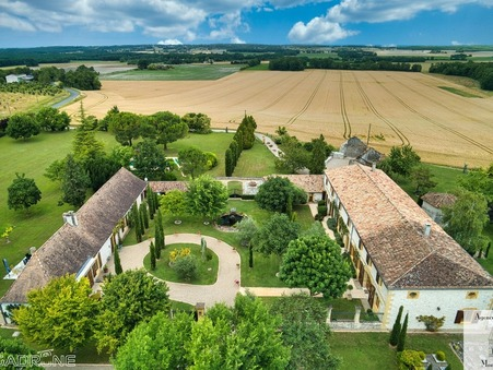 A vendre maison Issigeac 1 800 000  €