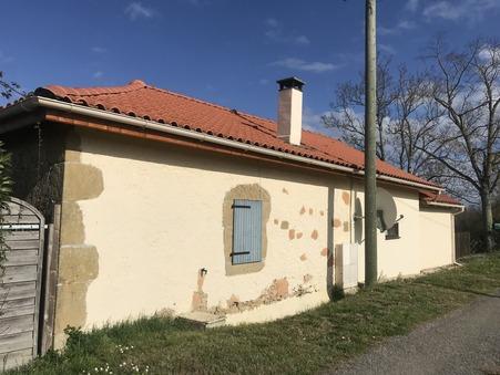 vente maison BOULOGNE SUR GESSE 88m2 120000€