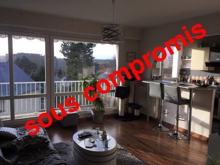 vente appartement LISIEUX 59.54m2 128400€