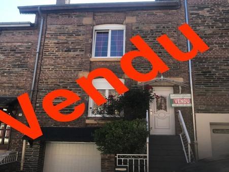 A vendre maison Bogny sur meuse 110 m²  110 000  €
