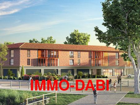vente appartement PINSAGUEL 72m2 207500€