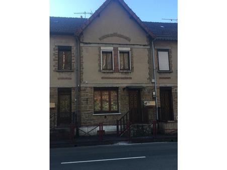 vente maison Bogny sur meuse 85m2 75000€