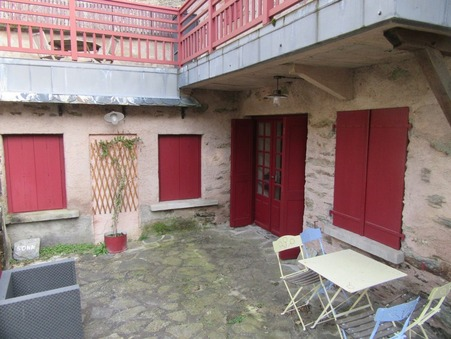 Vends maison CONQUES  200 260  €