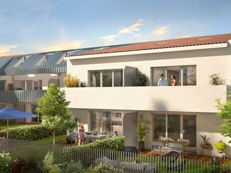 vente neuf TOULOUSE 60.69m2 275000€