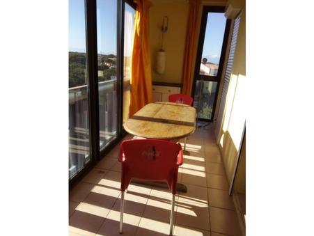 vente appartement LE BARCARES 40m2 113000€