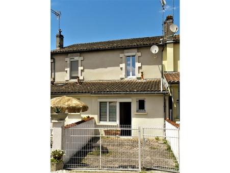 Acheter maison CASTELJALOUX  125 500  €
