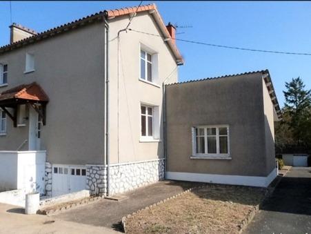 vente maison CHAUVIGNY 132m2 122000€
