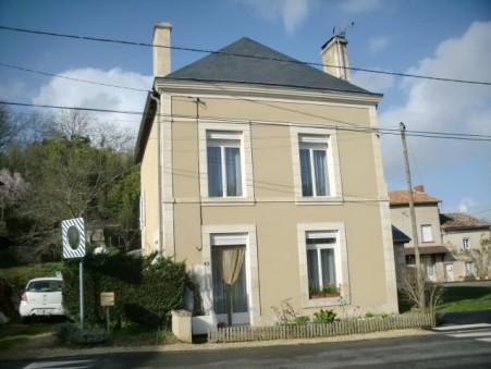 vente maison BONNES 95m2 148000€