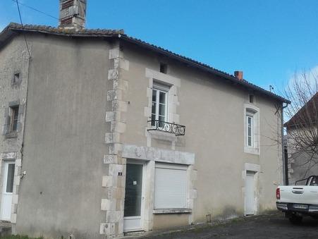 vente maison POUZIOUX 70m2 21000€