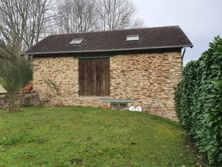 vente maison Saint-Yrieix-la-Perche 70m2 44000€