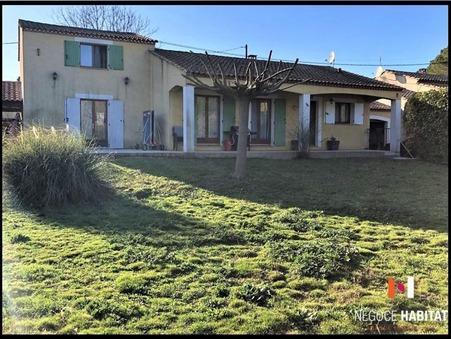 vente maison sommieres 130m2 299000€