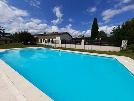 vente maison AGNAC  378 000  € 198.34 m�