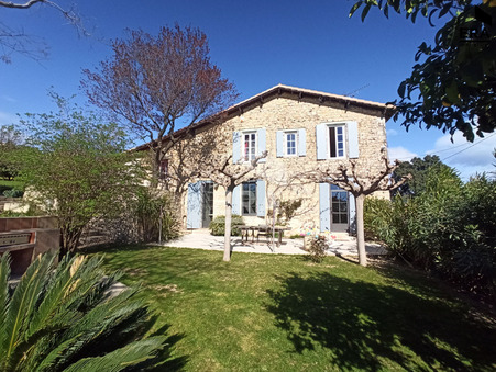Acheter maison nîmes  480 000  €