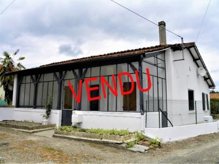 A vendre maison CASTELJALOUX  125 500  €
