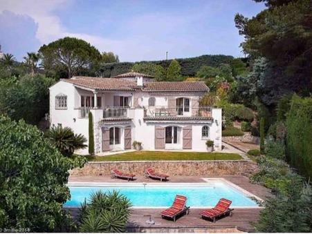 Vendre maison Cannes 3 380 000  €