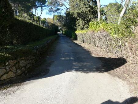 Achète terrain Mouans-Sartoux 2 480 000  €