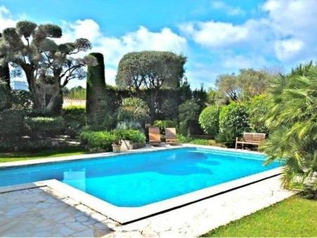 A vendre maison Cap d'Antibes 2 850 000  €