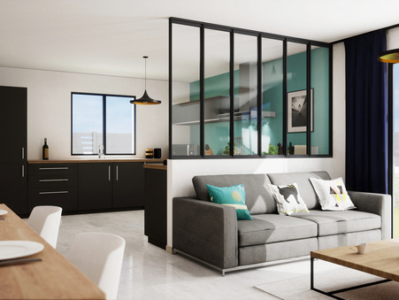 Vends maison montevrain  399 000  €