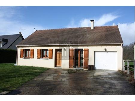 A vendre maison ENTRE ANET ET LA COUTURE BOUSS 84 m²  192 500  €