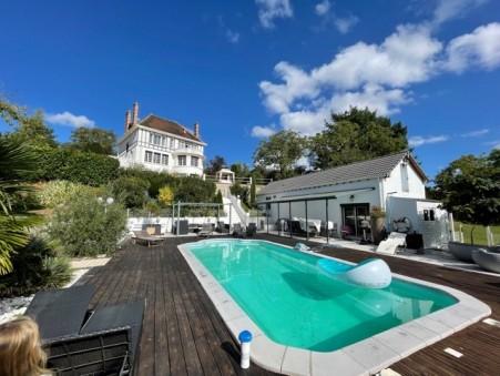 vente maison Saint-Amand-Montrond 340m2 595000€