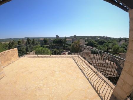vente maison Uzes  682 500  € 230 m²