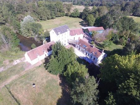 vente maison VIERZON 470m2 795000€