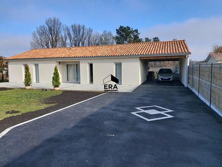 Vends maison pugnac  471 000  €