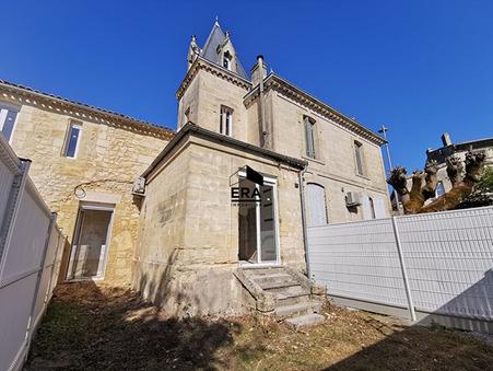 A vendre maison saint-andré-de-cubzac  196 880  €