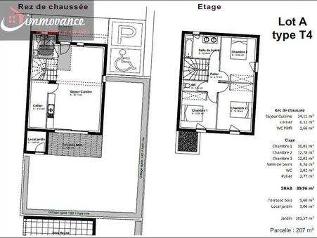 Achat maison PRADES LE LEZ  360 000  €