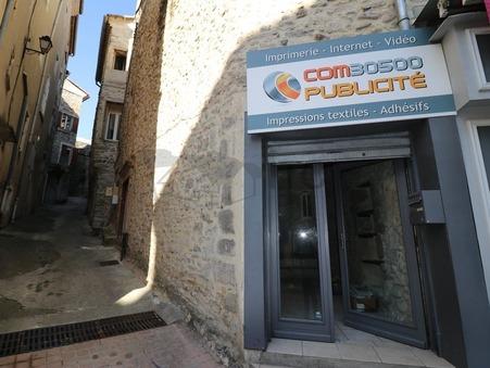 Vends local SAINT AMBROIX 35 000  €