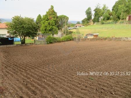 A vendre terrain AIGUEFONDE 33 300  €