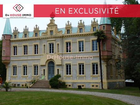 vente chateau foix 577500 €