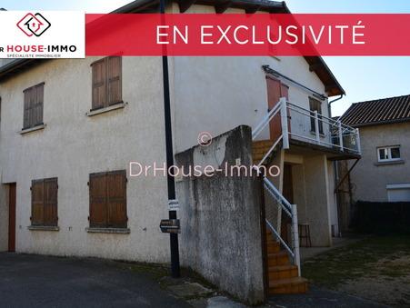 vente maison bouge chambalud  167 400  € 140 m�