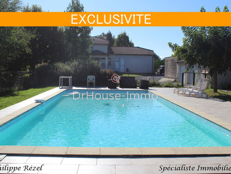 Vendre maison aiguillon  349 900  €