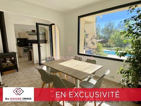 vente maison lorgues  449 000  € 123 m�