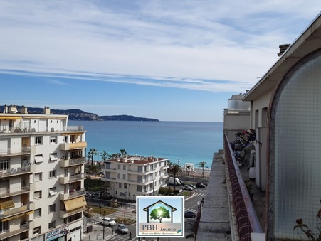 vente appartement NICE 74.6m2 259000€